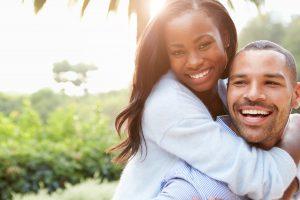 ALMI MANShot - Happy couple
